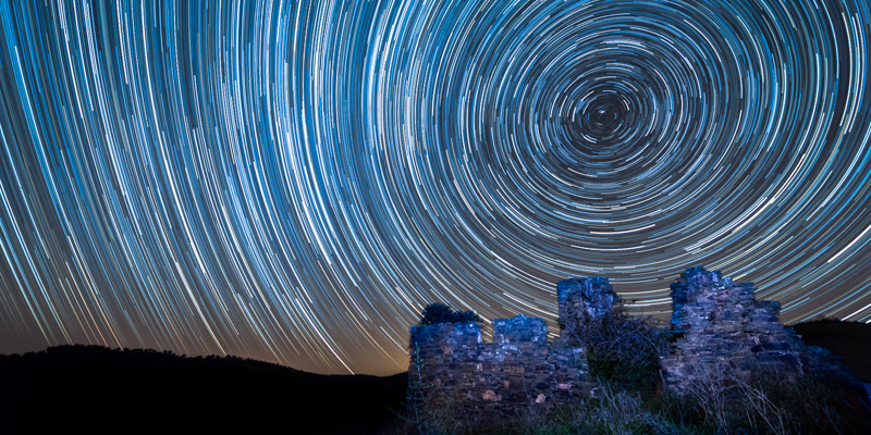 Polaris Star Trail